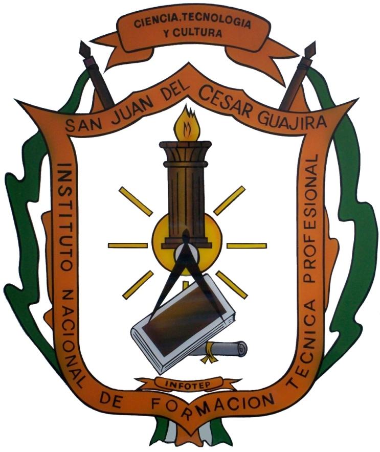 Escudo del INFOTEP