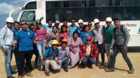Visita académica a las Salinas de Manaure