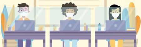 Retorno a presencialidad para administrativos y colaboradores por OPS del INFOTEP