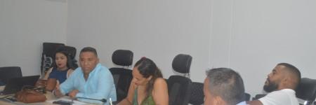 Mesa de trabajo Convenio Infotep San Juan - Infotep SAI